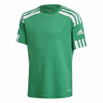 Adidas Squad 21 Junior Training Jersey (Green White) 13-14