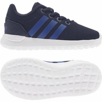 Adidas Lite Racer CLN 2.0 Infants (Navy Blue White) 8