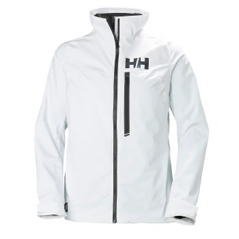 Helly Hansen Womens HP Racing Midlayer Jacket (White) Small