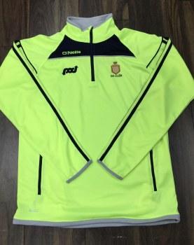 O'Neills Clare Aston 1/2 Zip (Yellow Navy Grey) 10-11