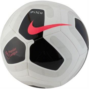 Nike Premier League Pitch Football 2019-20 (White Black Red) 5