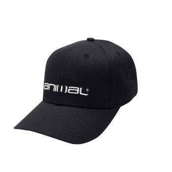 Animal Integral Cap Mens (Black)