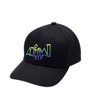 Animal Tropea Adjustable Cap Boys (Black Multi) Small - Medium