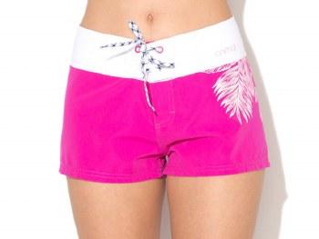 Animal Fianno Boardshorts (Pink White) 8