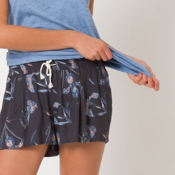 Animal Pippa Woven Short (Navy Floral Print) 14