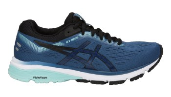 Asics GT1000 7 Ladies S19 (Navy Mint) 6.5