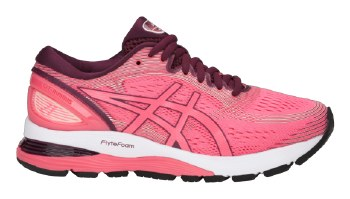 Asics Gel Nimbus 21 Ladies S2019 (Pink) 7