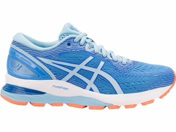 Asics Gel Nimbus 21 Ladies S2019 (Sky Blue) 6