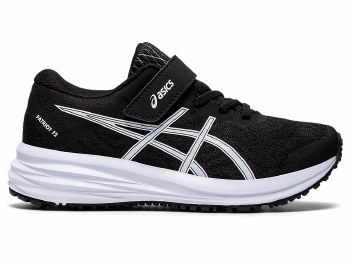Asics Patriot 12 PS (Black White) 10