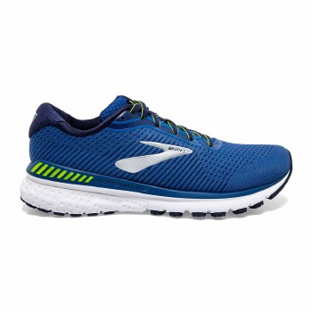 Brooks Adrenaline GTS 20 Mens (Blue Green White) 10