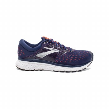 Brooks Glycerin 16 Ladies (Navy Coral) 5