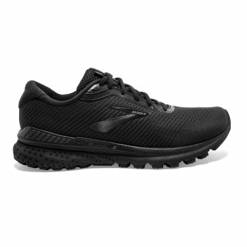 Brooks Adrenaline GTS 20 Ladies (Black Black) 6.5