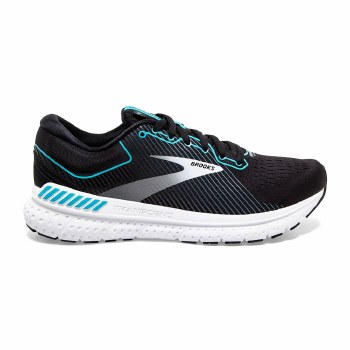 Brooks Transcend 7 Ladies (Black Blue) 5.5