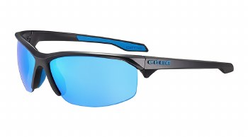 Cebe Wild 2.0 Sunglasses (Matte Black Blue)