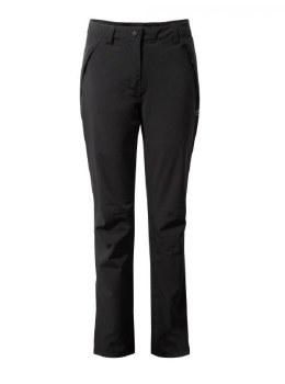 Craghopper Airedale Waterproof Ladies Pants Regular Leg (Black)