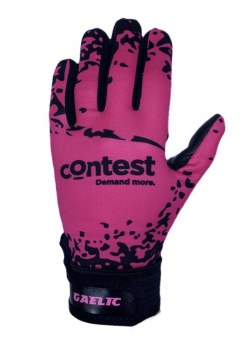 Contest Gaelic Glove (Pink Black) 10-11