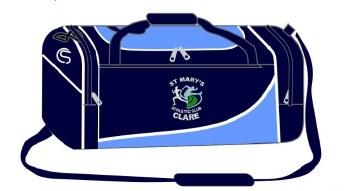 CS St Marys Athletic Club Holdall (Navy Sky White)