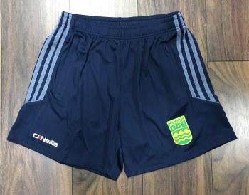 O'Neills Ennistymon Hurling Club Ormond Shorts (Navy) Age 5-6