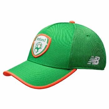 New Balance FAI Elite Cap 2019-2020 (Green Orange) Adults