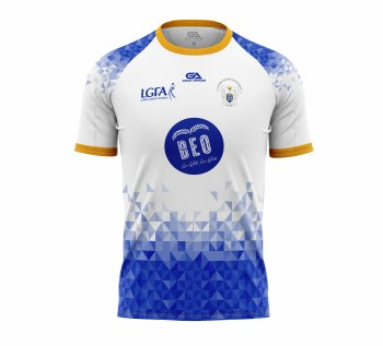 Gaelic Armour Clare Ladies Goalkeeper Jersey (Royal Amber) Age 5-6