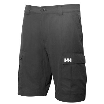 Helly Hansen QD Cargo Shorts (Graphite) 34
