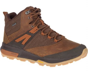 Merrell Zion Mid GORE-TEX®  (Brown Toffee) 8
