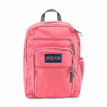 Jansport Big Student (Strawberry Pink)