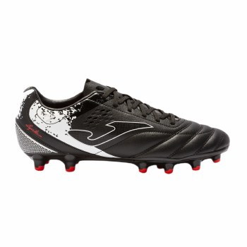 Joma Aguila 2131 Firm Ground Football Boots (Black White) 6.5