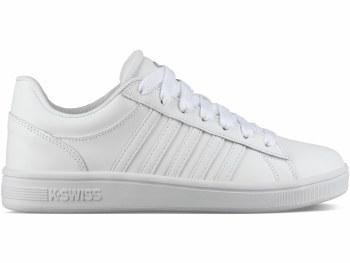 K Swiss Court Winston Womens (White) 6