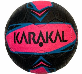 Karakal Street Ball (Black Pink Blue) Size 5