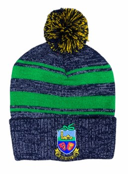 CS Kilrush Golf Club Bobble (Navy Green Amber)