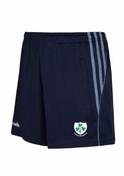 O'Neills Kilrush Shamrocks Solar Shorts (Navy Marl) 5-6