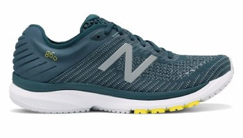 New Balance 860v10 Mens (Teal Blue) 8