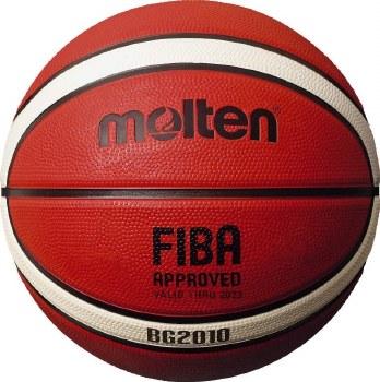 Molten BG2010 Basketball (Orange) Size 6