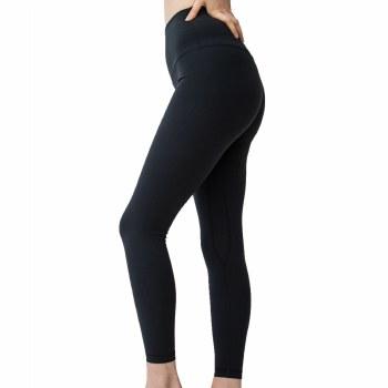 Myga Yoga Full Lenght Pants (Black) XS