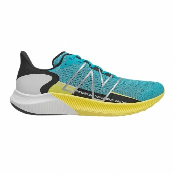 New Balance FuelCell Propel v2 (Blue Yellow Black) 9