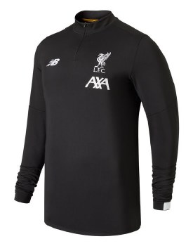 New Balance Liverpool 1/2 Zip Adults Training Top 2019/2020 (Dark Grey) XL