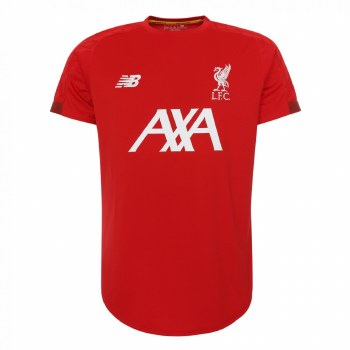 New Balance Liverpool On Pitch Kids Jersey 2019/2020 (Red White) SB