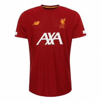 New Balance Liverpool Pre Game Kids Jersey 2019/2020 (Red) SB