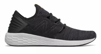 New Balance Fresh Foam Cruz v2 Knit (Black Magnet) 11