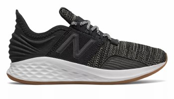 New Balance Roav V1 Mens (Black Grey Knit) 9