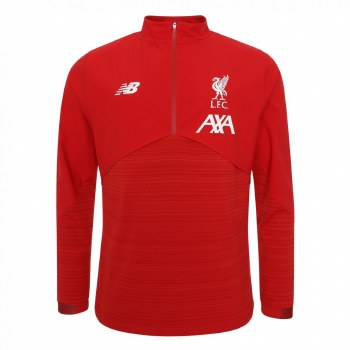 New Balance Liverpool 1/2 Zip Vector Speed Top Kids 2019/2020 (Red) SB