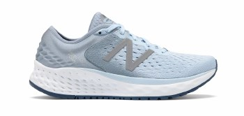 New Balance 1080v9 Fresh Foam Ladies (Sky White Grey) 5