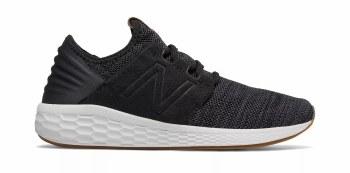 New Balance Fresh Foam v2 Cruz Knit (Black) 6
