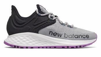 New Balance Fresh Foam Roav Trail Ladies (Grey Black Purple) 6.5