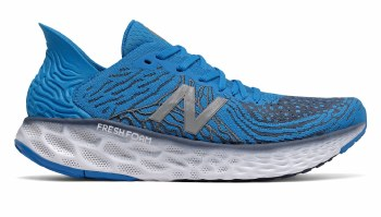New Balance Fresh Foam 1080v10 Mens (Royal Grey White) 9.5
