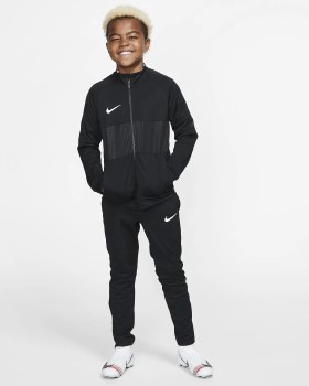 Nike Mercurial Dry Top Track Jacket (Black Multi) Medium Boys