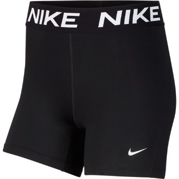 "Nike Victory Essential Short 5"" (Black White) Large"