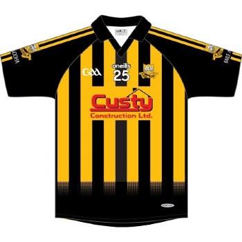 O'Neills Ballyea Jersey (Black Amber) XL