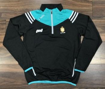 O'Neills Clare GAA Colorado Squad Half Zip (Grey Blue) Large